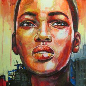 Johannesburg girl